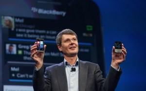 BlackBerry se relanza con sistema operativo 10 y dos nuevos teléfonos (FOTOS)
