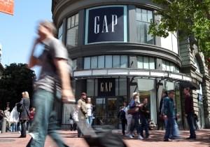 Kate busca ropa de maternidad en Gap