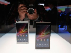 Sony lanza el Xperia Z: resistente al agua
