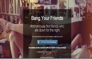 Ahora Facebook te ayudará a tener sexo