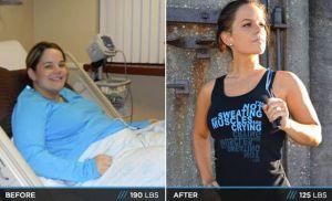 De gorditas a mamacitas: Impresionantes transformaciones (sí se puede)