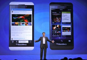 Venezuela será el Primer País de Latinoamérica en que se Lanzará BlackBerry 10