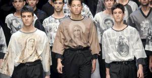 Dolce&Gabbana, devoción religiosa masculina