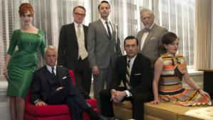 Mad Men estrenará en abril su sexta temporada
