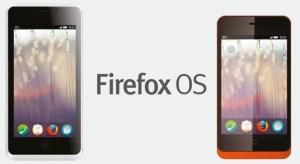 Así son los primeros teléfonos con el sistema operativo de Firefox