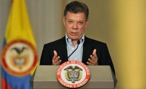 Santos espera que si Chávez muere, Maduro mantenga apoyo a diálogos con Farc