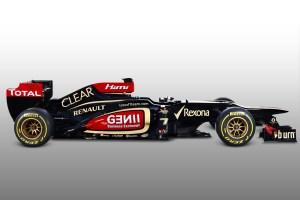 Lotus presentó su nuevo monoplaza (E21) por Internet
