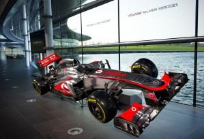 Este es el nuevo McLaren MP4-28