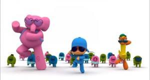 Hasta Pocoyo baila el Gangnam Style (Video)