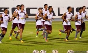 En busca de los seis puntos Vinotinto Sub20 juega ante Perú