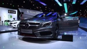 Expo auto en Bruselas y Tokio (Video)