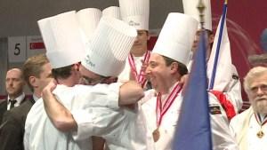 Campeonato de pasteleros en Francia (Video)