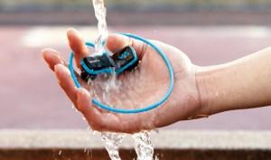 """Sony lanza el """"Walkman W"""" acuático (Fotos)"""