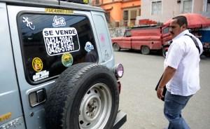 Clasificados eliminan precios de carros usados