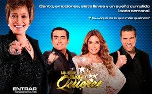 Daniela Romo es la conductora de sueños en nuevo concurso de talentos en TV