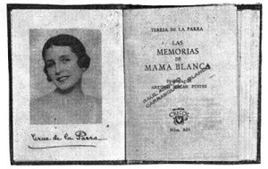 Memorias de Mamá Blanca o un relato íntimo del siglo XX venezolano