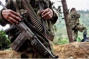 Siete militares colombianos muertos y 5 más heridos en combates con las Farc