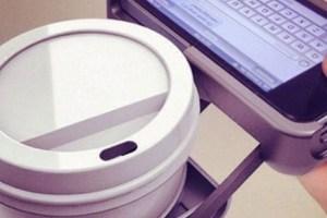 Si te gusta el café y tienes un iPhone este invento es para tí (Foto)