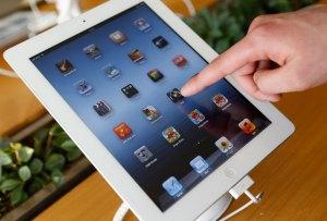 Apple anuncia iPad con 128 GB de almacenamiento