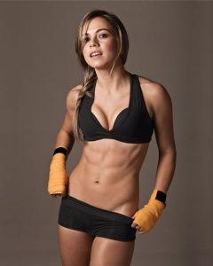 Chicas musculosas… ¿sexy o no? (Parte 16)