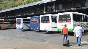 12.800 personas se movilizaron por terminal de Puerto La Cruz en Carnaval