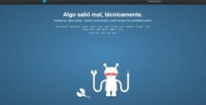 Twitter presenta problemas a nivel mundial (Imágenes)