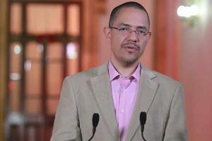 Villegas pidió no caer en expectativas en torno a la llegada de Chávez