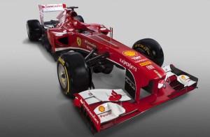 Ferrari presentó su F138 que quiere ser competitivo desde el principio (Fotos)