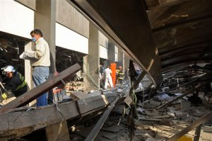 Muere otra víctima de la explosión en Pemex