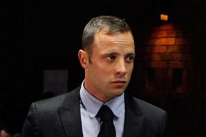 Pistorius vuelve a entrenar