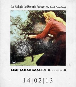"Limpiacabezales anuncia ""La Balada de Bonnie Parker"""
