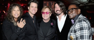 Estrellas de Hollywood se divirtieron en la fiesta del Oscar (Fotos)