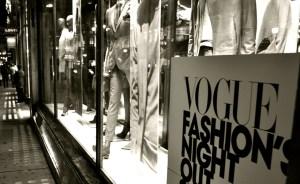 """Los estadounidenses se quedan sin su glamurosa """"Fashion's Night Out"""" en 2013"""