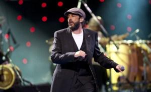 Juan Luis Guerra lanzará en abril un disco en concierto