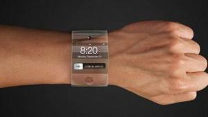 Llegó el reloj de Apple (Foto)
