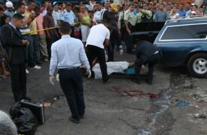 Dos hombres fueron asesinados para quitarles una moto en Puerto La Cruz