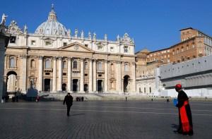 Vaticano se esfuerza por evitar filtraciones