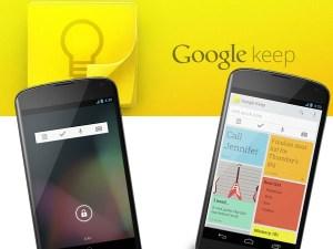 Google Keep, la app para no olvidar nada