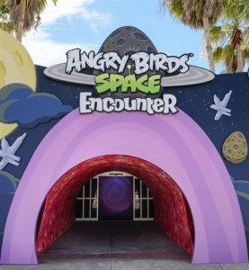 NASA lanza sitio especial con Angry Birds