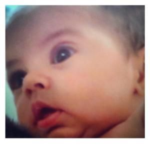 Shakira comparte foto de su bebé Milan a 2 meses de su nacimiento