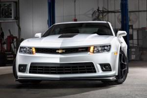 Automóviles que deseas: El nuevo Chevrolet Camaro Z28