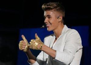 Justin Bieber con problemas de adulto