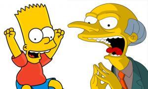 Increíble: Mr. Burns demandará a Bart Simpson en la vida real