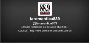 Hackearon la cuenta @laromantica889