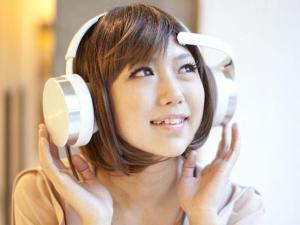 Auriculares cambian de música según estado de ánimo