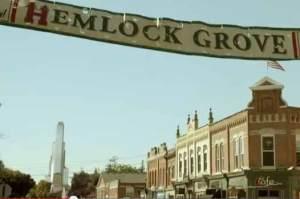 "Netflix estrenará serie original ""Hemlock Grove"""