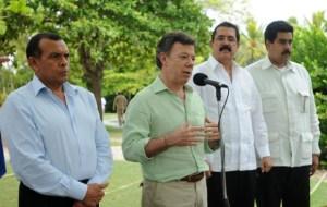Presidente colombiano espera mantener diálogo con Maduro