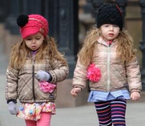 Todas unas fashionistas las hijas de Sarah Jessica Parker (FOTOS)