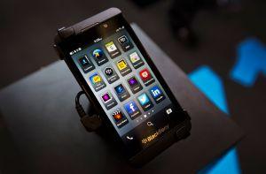 Blackberry supera expectativas y reporta ventas de un millón de nuevos teléfono Z10