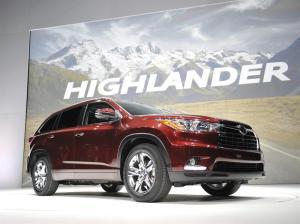 Toyota presentó tercera generación de Highlander